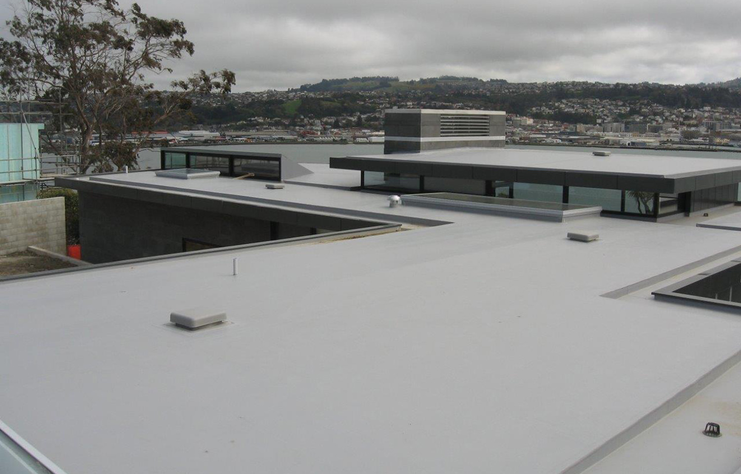 Membrane Roofing Dunedin Roofing Systems
